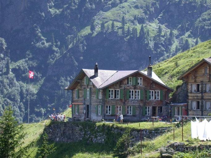 Berghotel Obersteinberg  Bild: Andreas Staeger