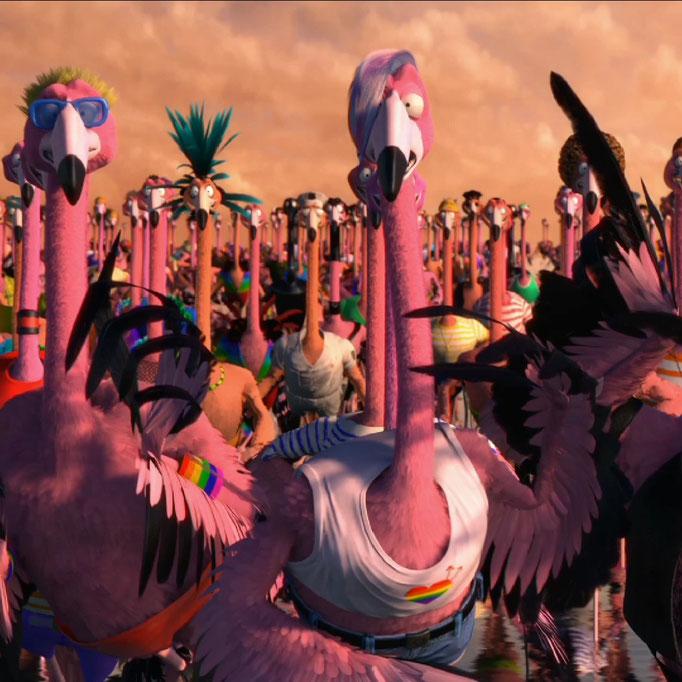 Flamingo Pride