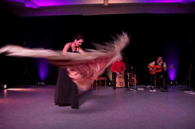 Theater-Centro Flamenco María del Mar / Café Cantante 2015