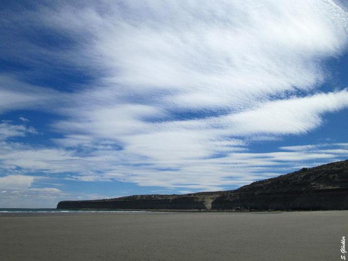 ...einsamen Strand