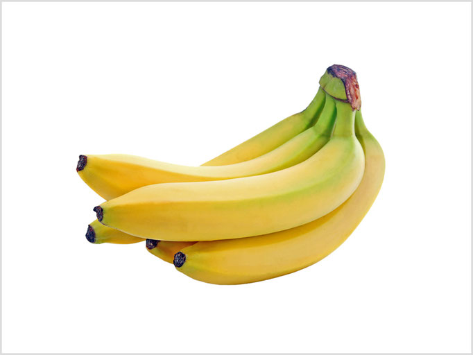 Détourage fruit banane