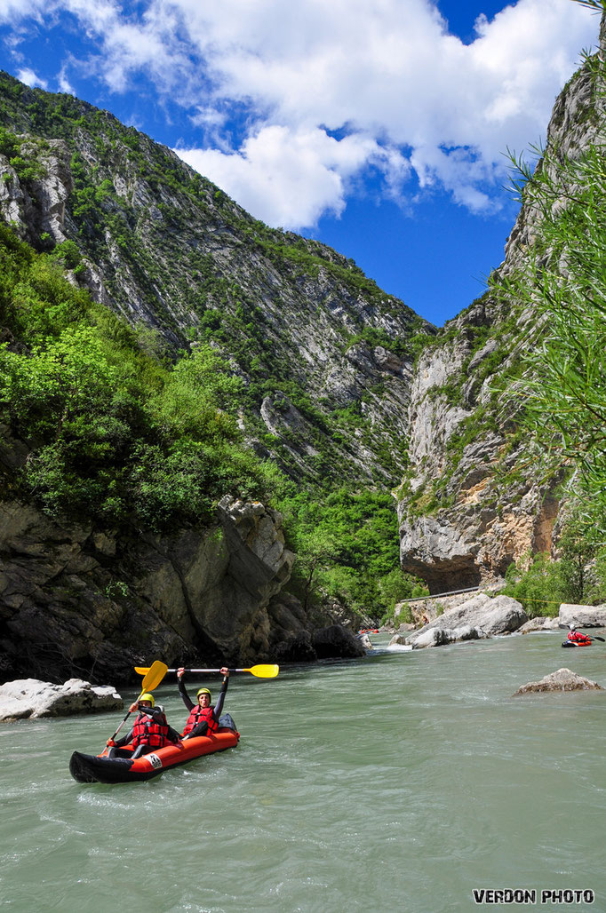 Week end Canoe Verdon