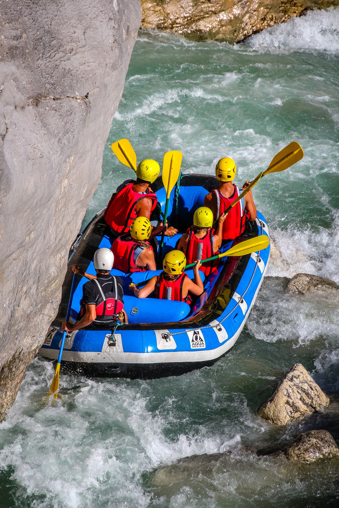Weekend Rafting Verdon