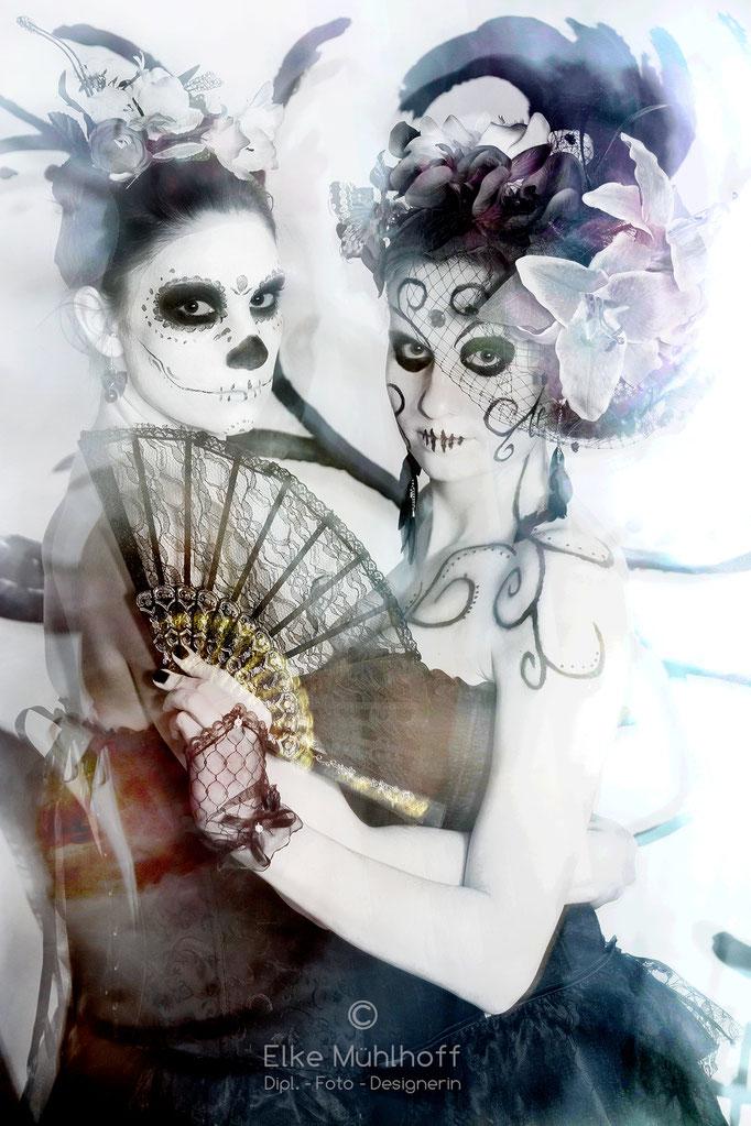 Beauty Fotografie Portrait Halloween