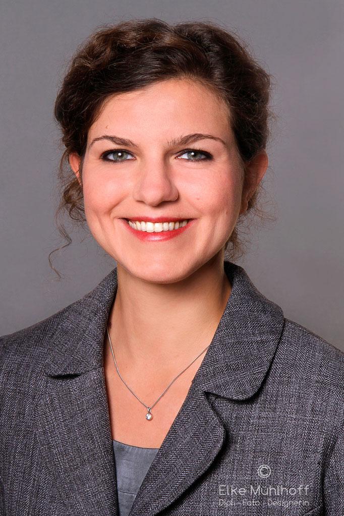 Bewerbungsfoto Business-Portrait
