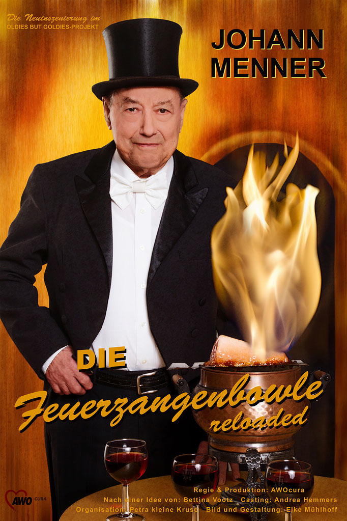 Oldies but Goldies Poster Image Bild Plakat Feuerzangenbowle