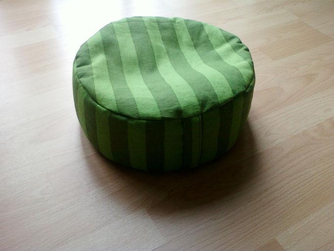 Meditationskissen grün