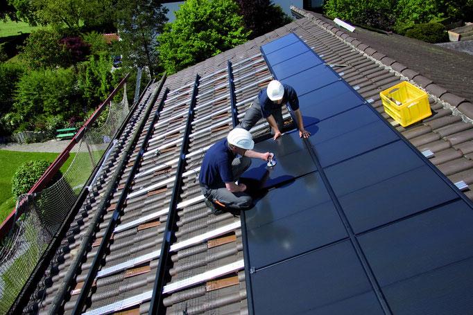 Photovoltaikanlagenbau seit 1995