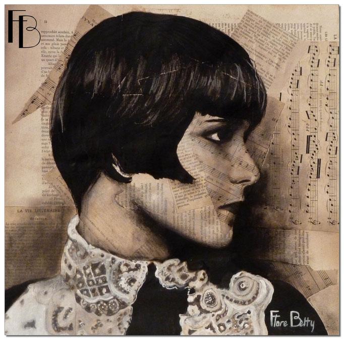 Portrait 45 (vendu)