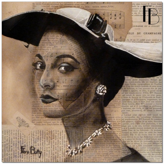 Portrait 49 (vendu)