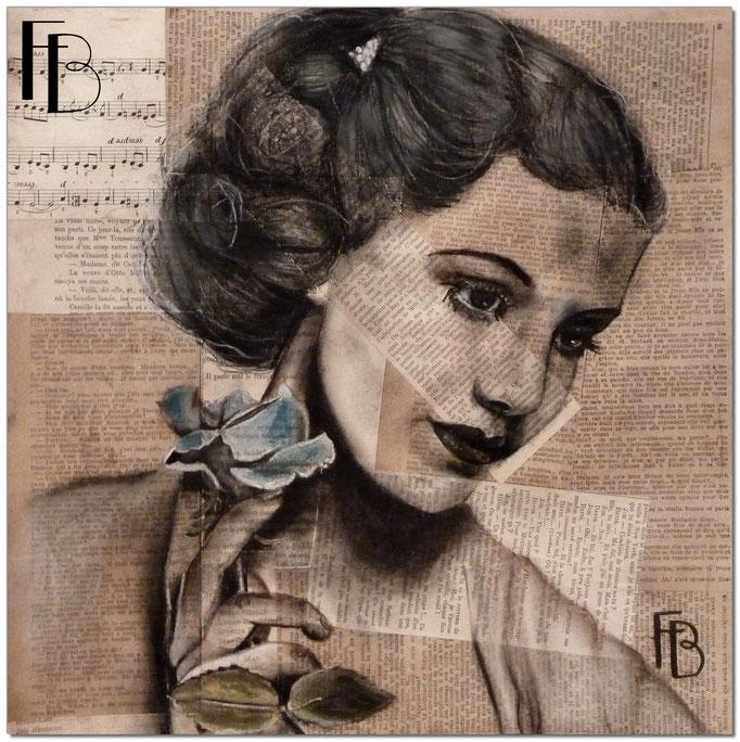Portrait 14 (vendu)
