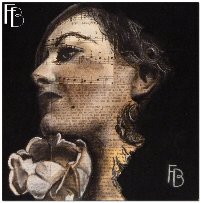 Portrait 18 (vendu)