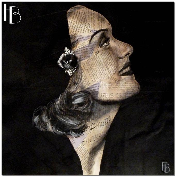 Portrait 34 (vendu)