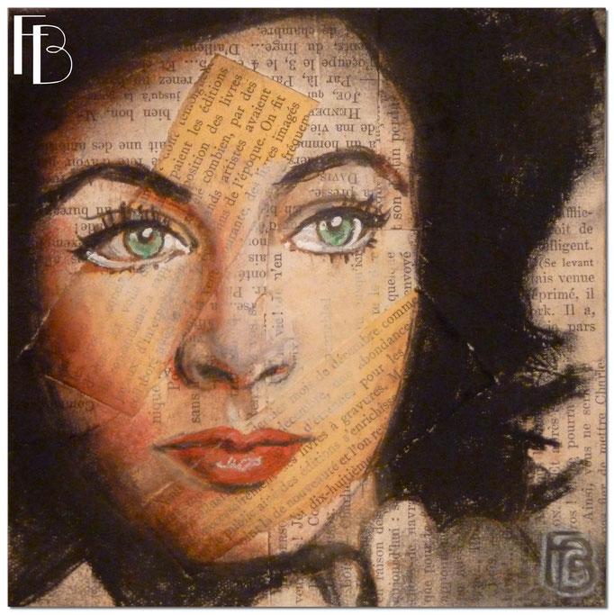 Portrait 39 (vendu)