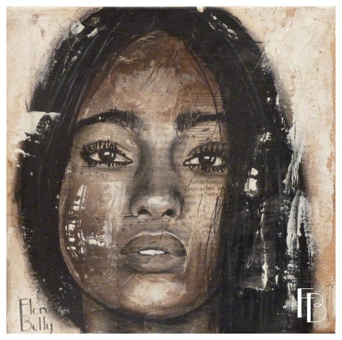 Portrait 61 - Série Stuc