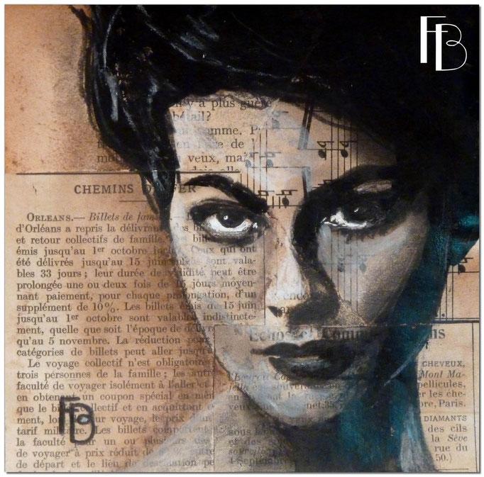 Portrait 80 (vendu)