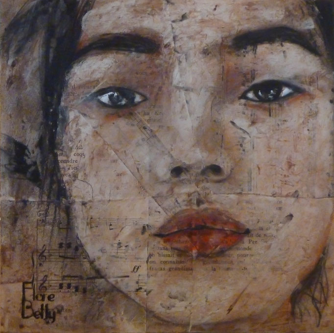 Portrait 172 (vendu)