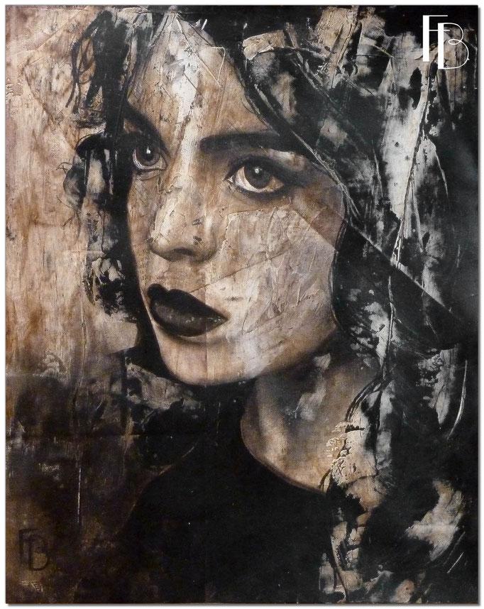 Portrait 15 - Série Stuc
