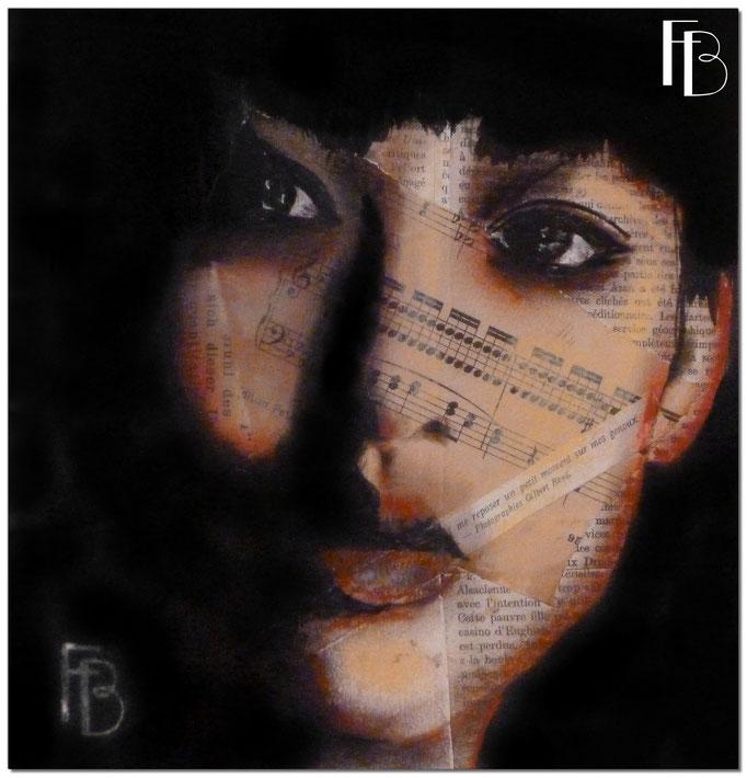 Portrait 109 (vendu)