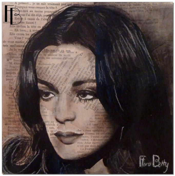 Portrait 62 (vendu)