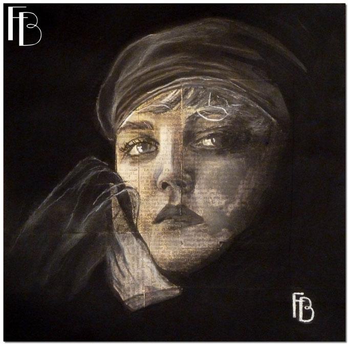Portrait 21 (vendu)