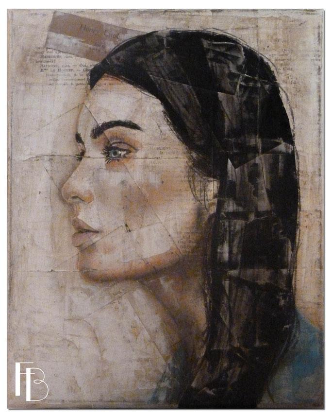Portrait 25 - Série Stuc