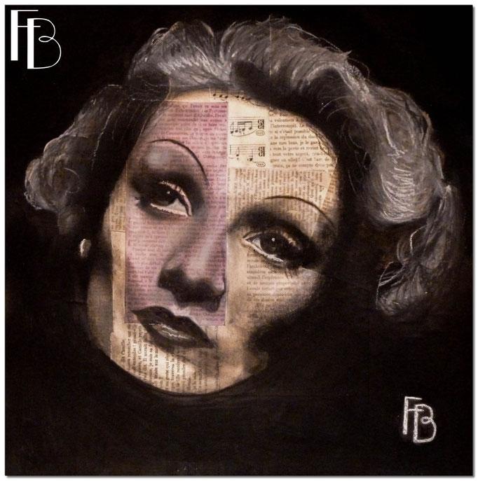 Portrait 16 (vendu)