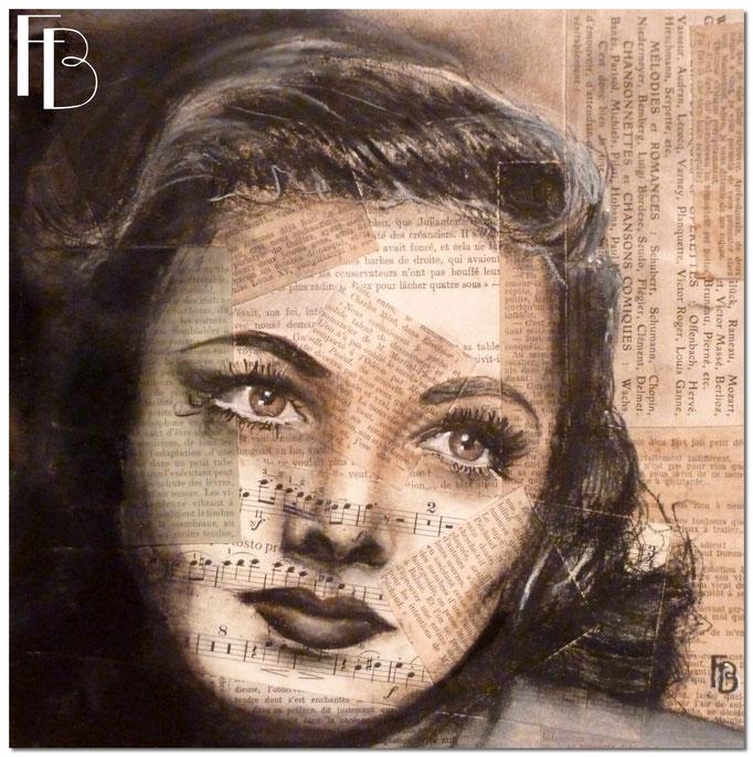 Portrait 7 (vendu)