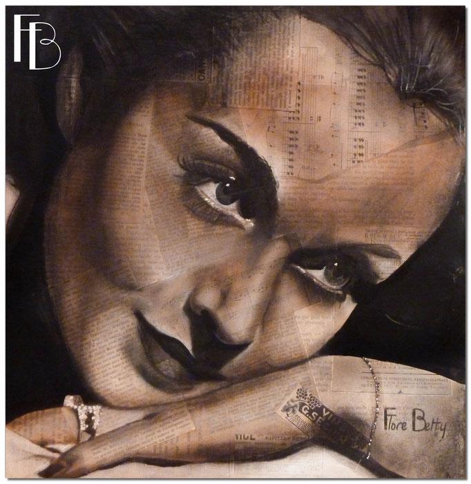 Portrait 54 (vendu)