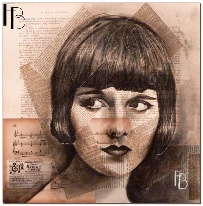 Portrait 6 (vendu)