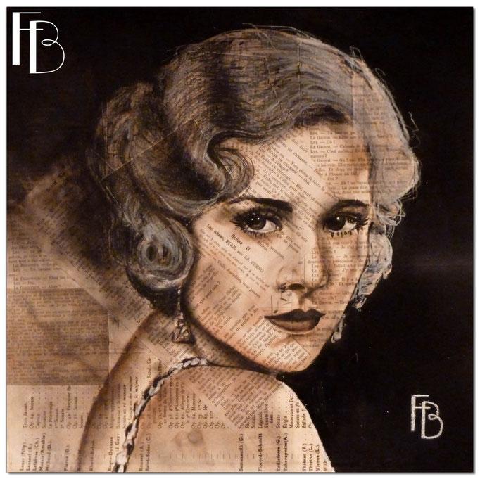 Portrait 10 (vendu)