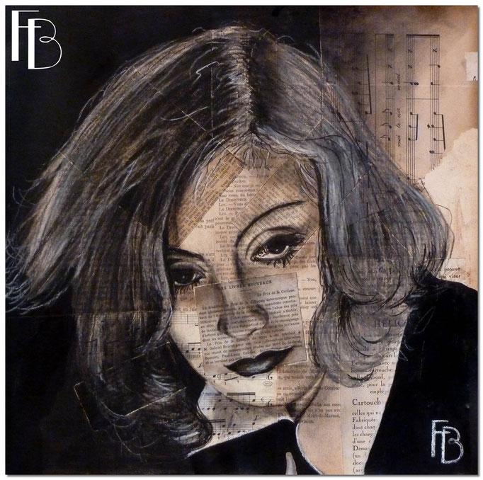 Portrait 9 (vendu)