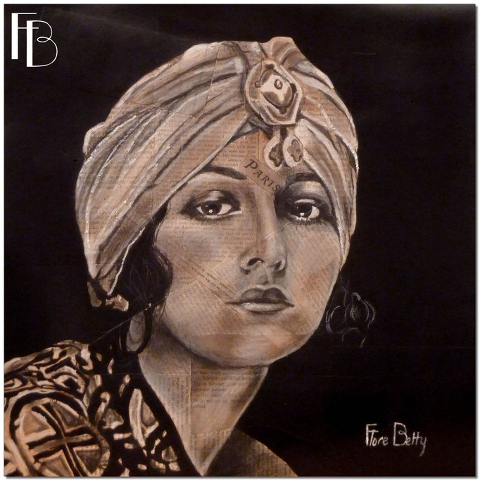 Portrait 55 (vendu)