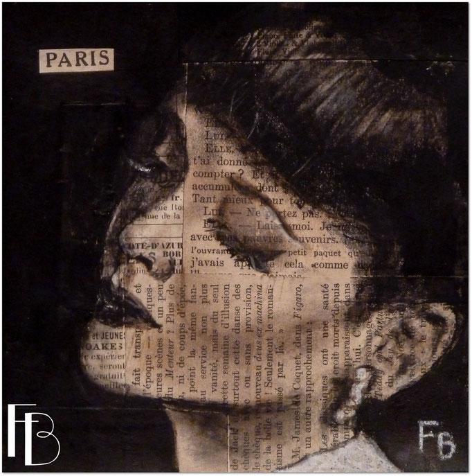 Portrait 3 (vendu)