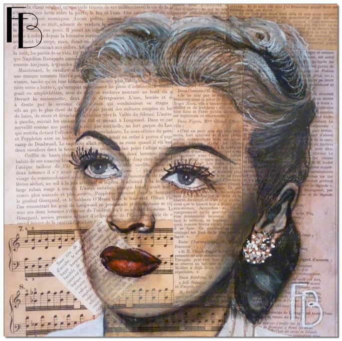 Portrait 13 (vendu)