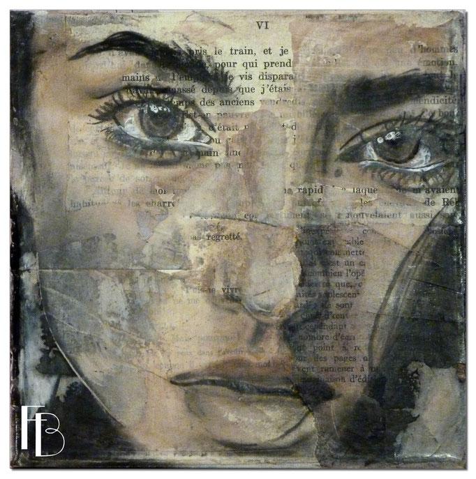 Portrait 31 - Série Stuc