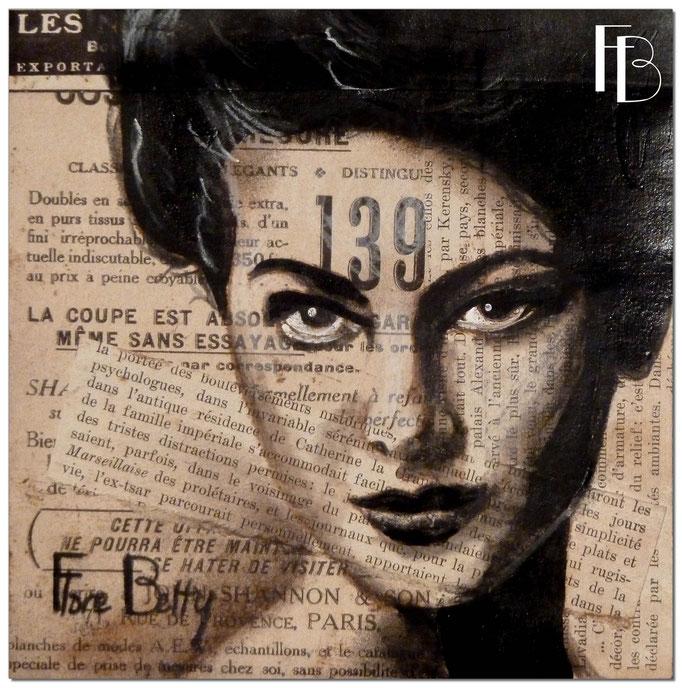 Portrait 65 (vendu)