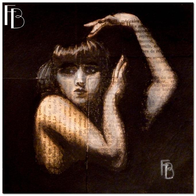 Portrait 19 (vendu)