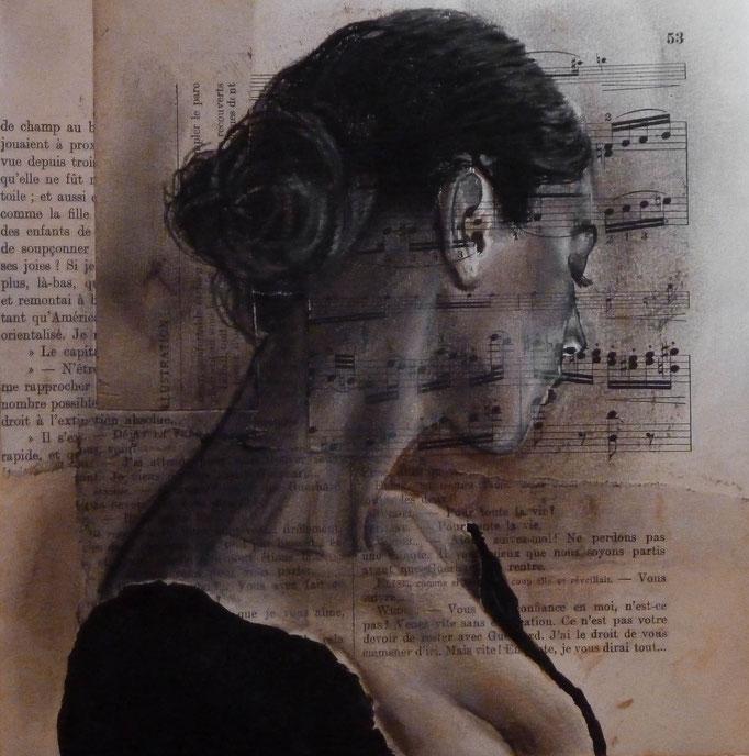 Portrait 197 (vendu)