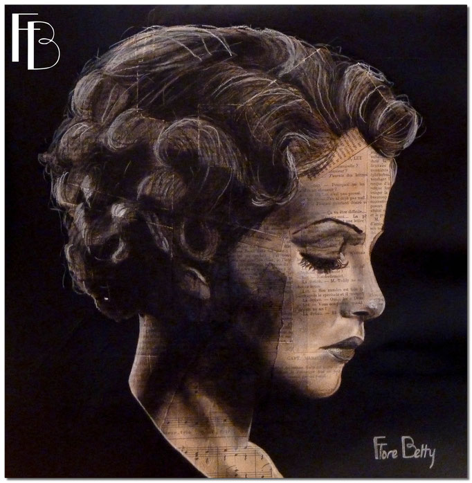 Portrait 46 (vendu)