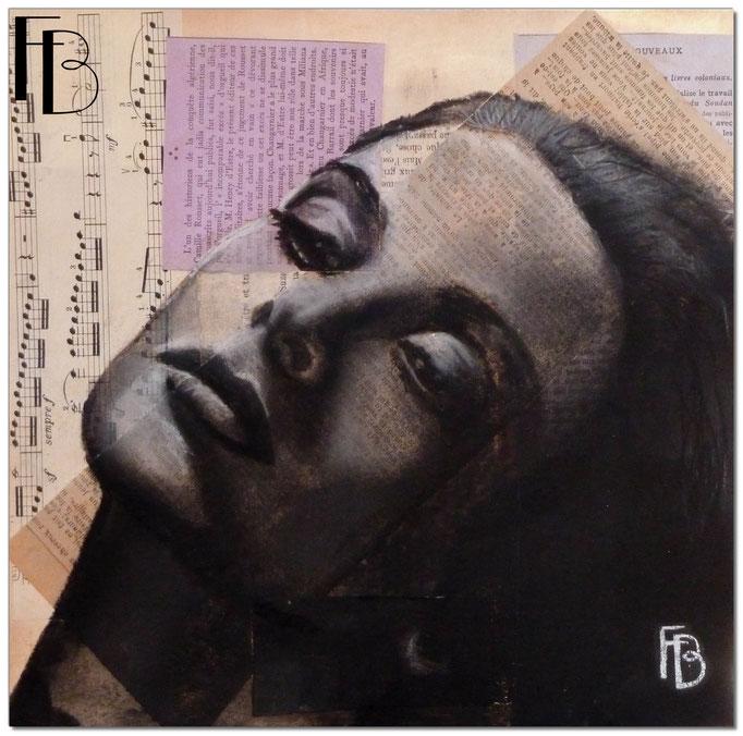 Portrait 15 (vendu)