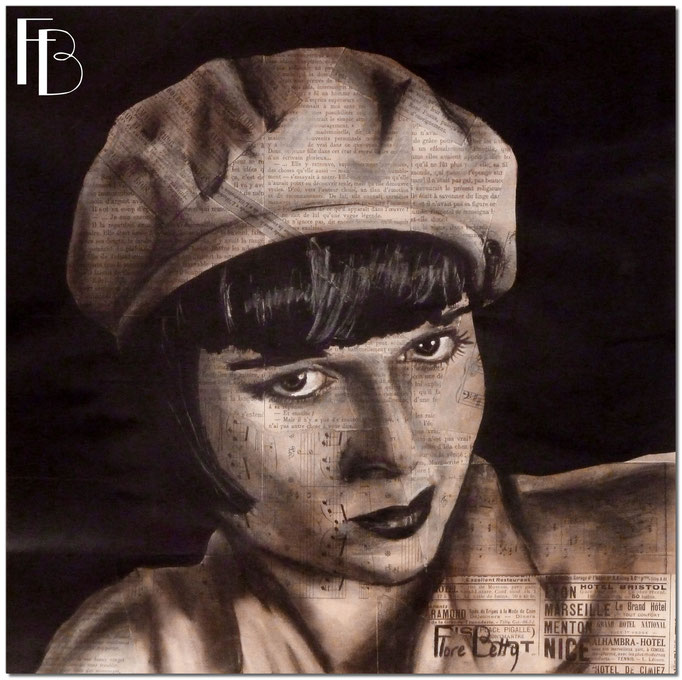 Portrait 56 (vendu)