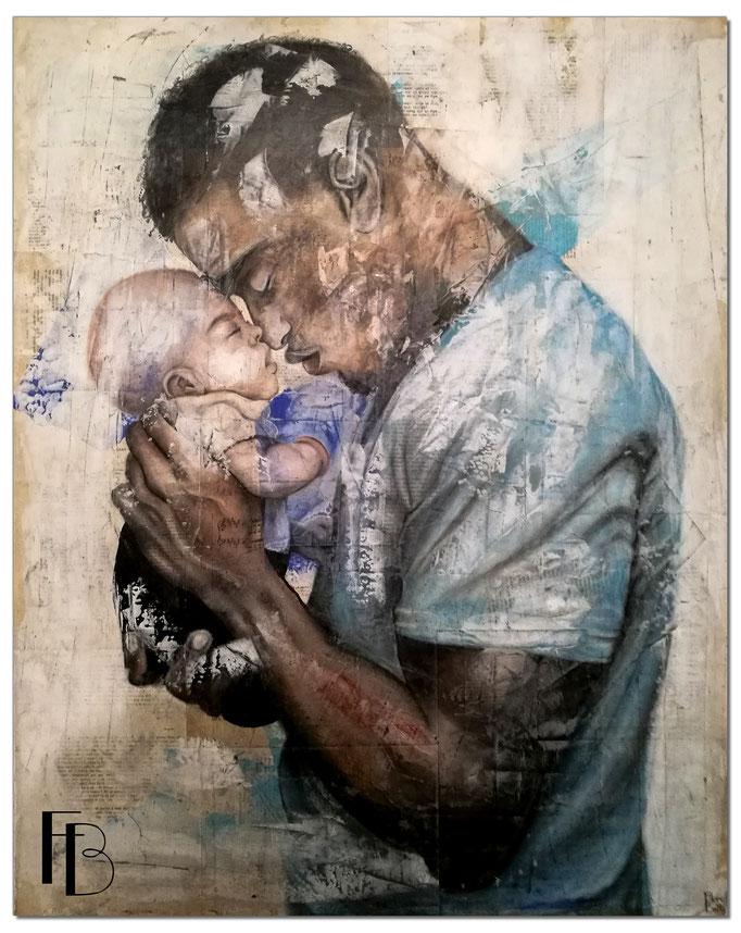 Le migrant à l'enfant