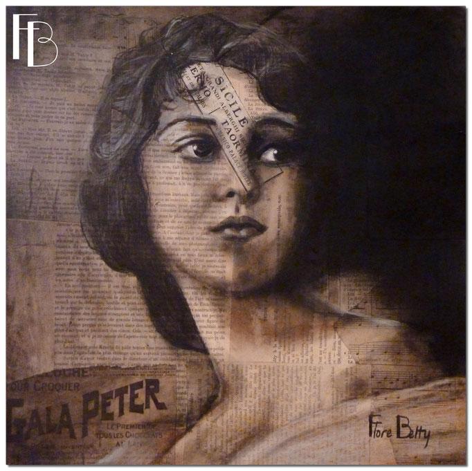 Portrait 44 (vendu)