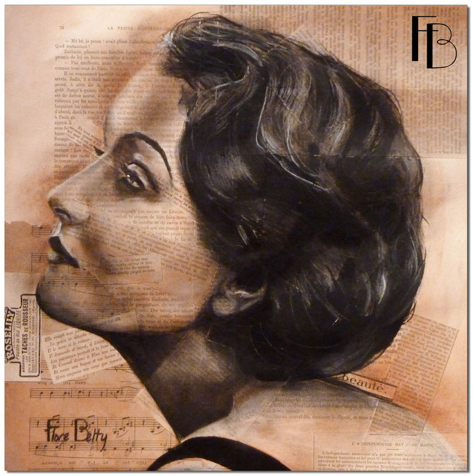 Portrait 50 (vendu)
