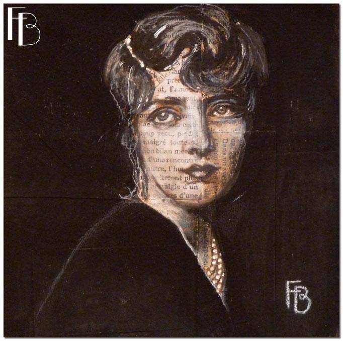Portrait 22 (vendu)
