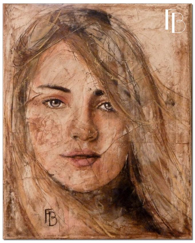 Portrait 19 - Série Stuc