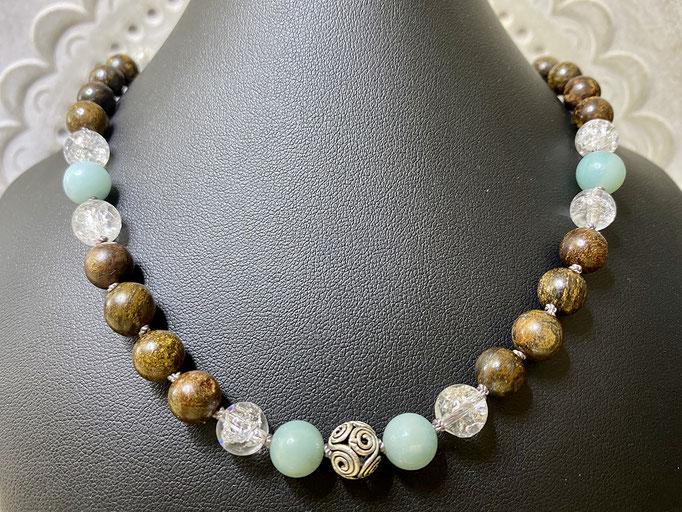 Handgeknüpfte Kinder Halskette