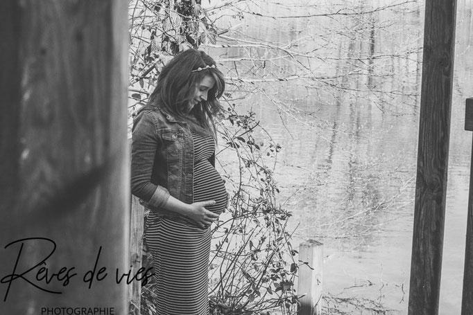 grossesse, photographe grossesse Yonne, photographe Sens, maternité, shooting extérieur