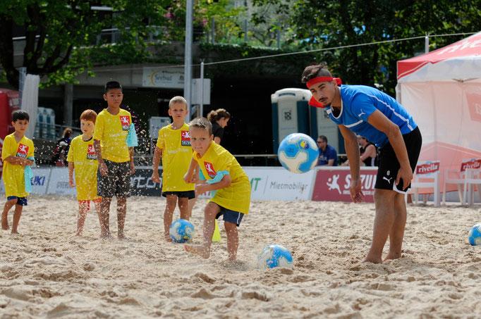 Beach Soccer Regeln